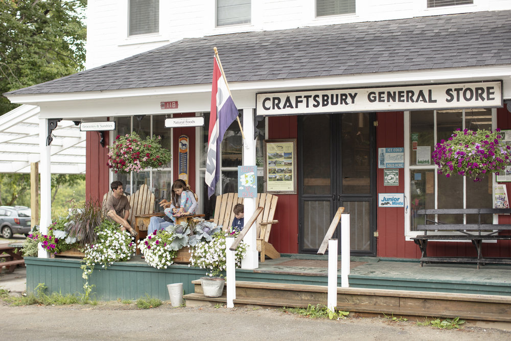 The Craftsbury General Store