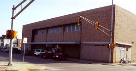 Corporate Offices located in the Muncie WorkOne building