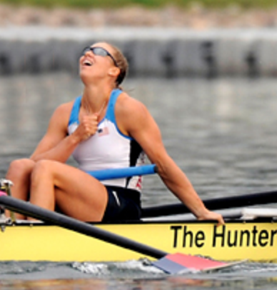 Meet Olympic Gold Medalist, Anna Cummins