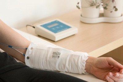 Det er muligt at justerer følsomheden på Dia-Care