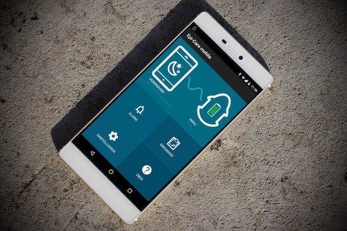 Epi-Care mobile, har både et alarmnummer og et backup nummer. Alarmen kan også skifte mellem numre, afhænding af hvor det epileptiske anfald opstår