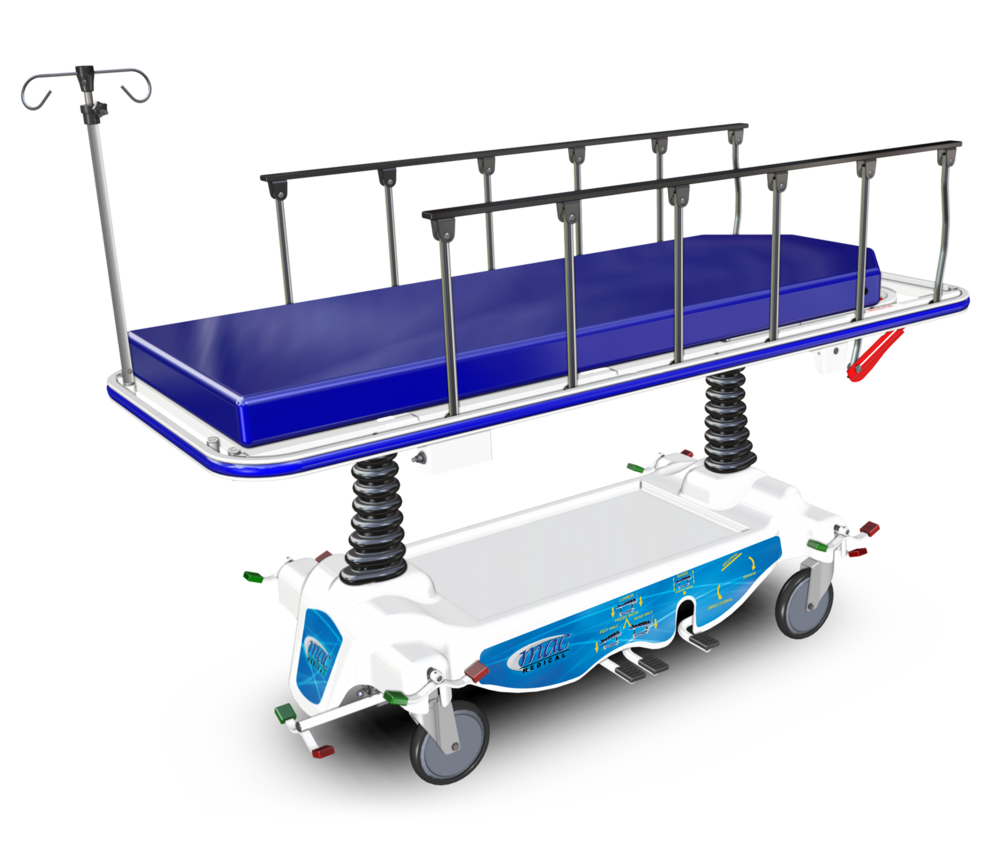 General Transport Stretcher (PT-1000)