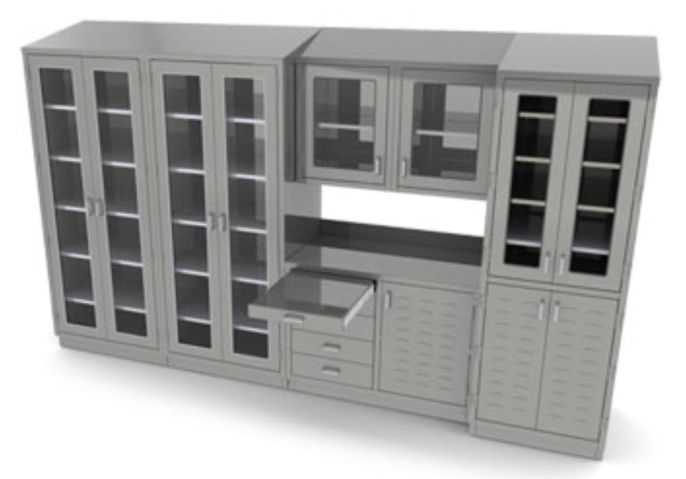 Configured Cabinets