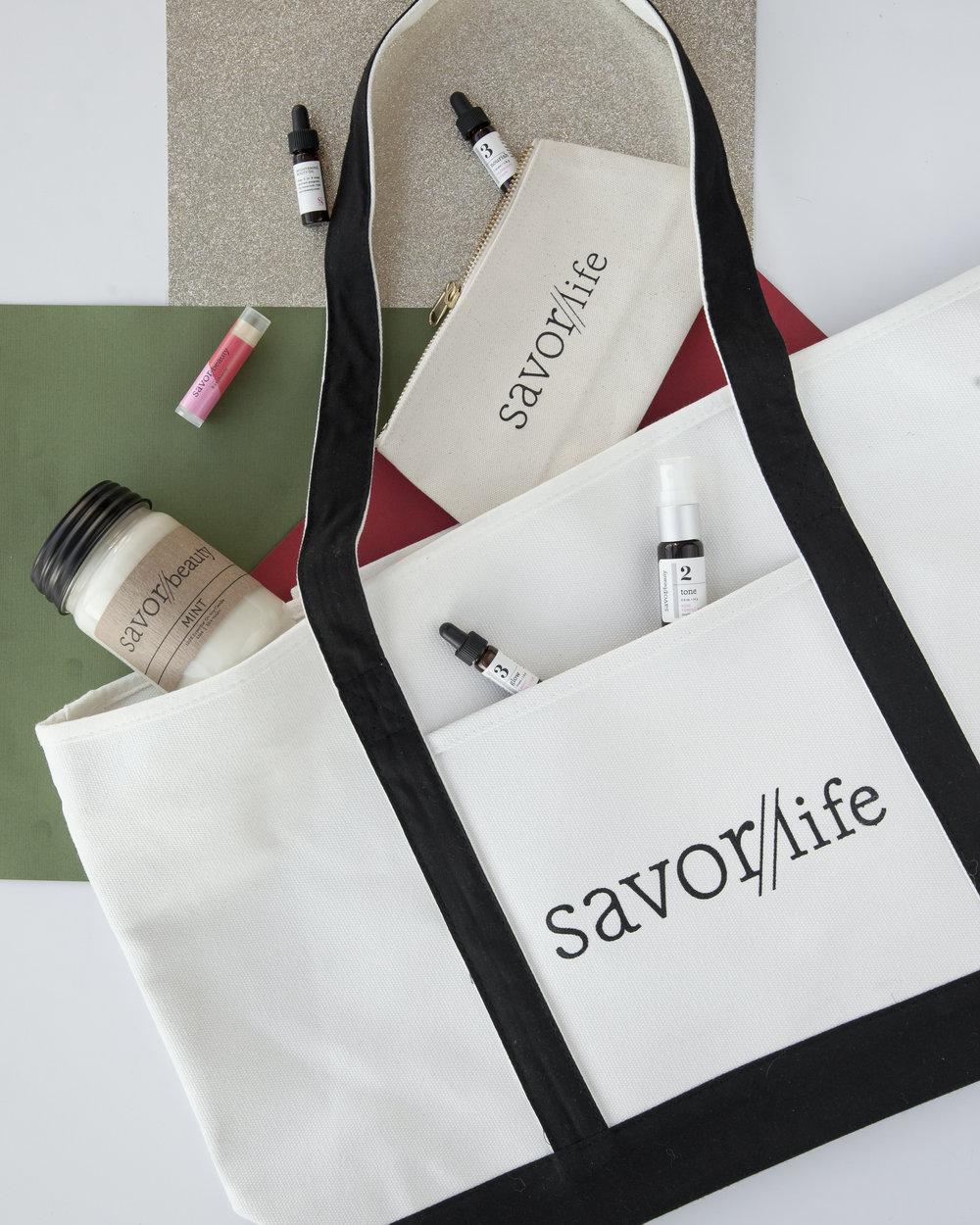 savor beauty travel essentials