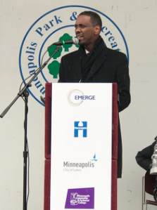 Minneapolis City Council Member Abdi Warsame
