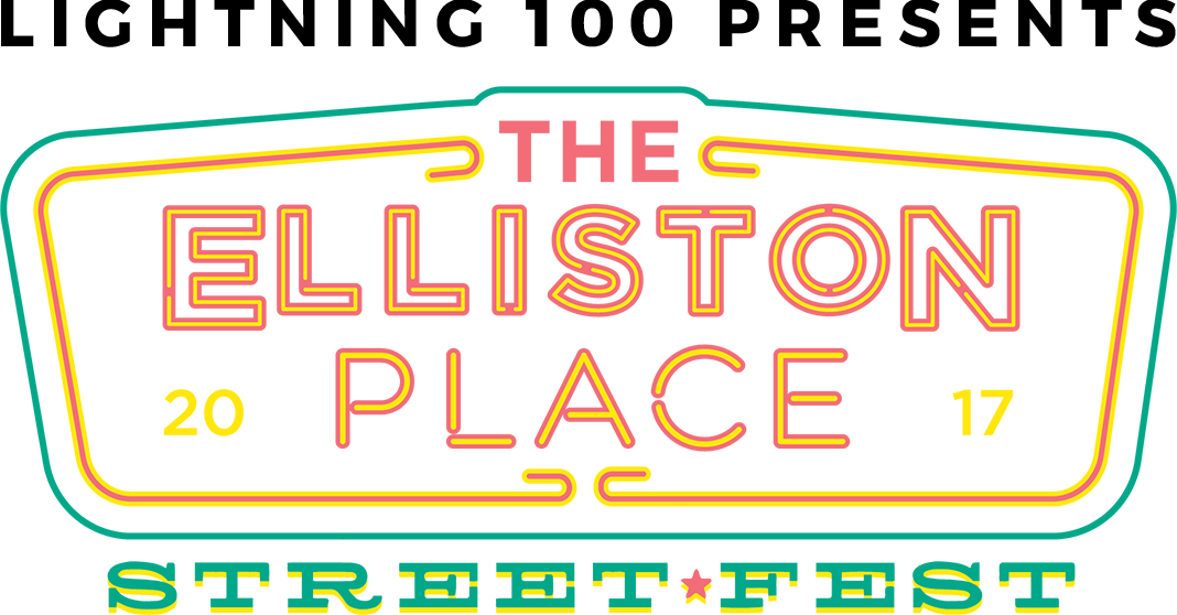 Lightning 100 Presents : The Elliston Place Street Fest