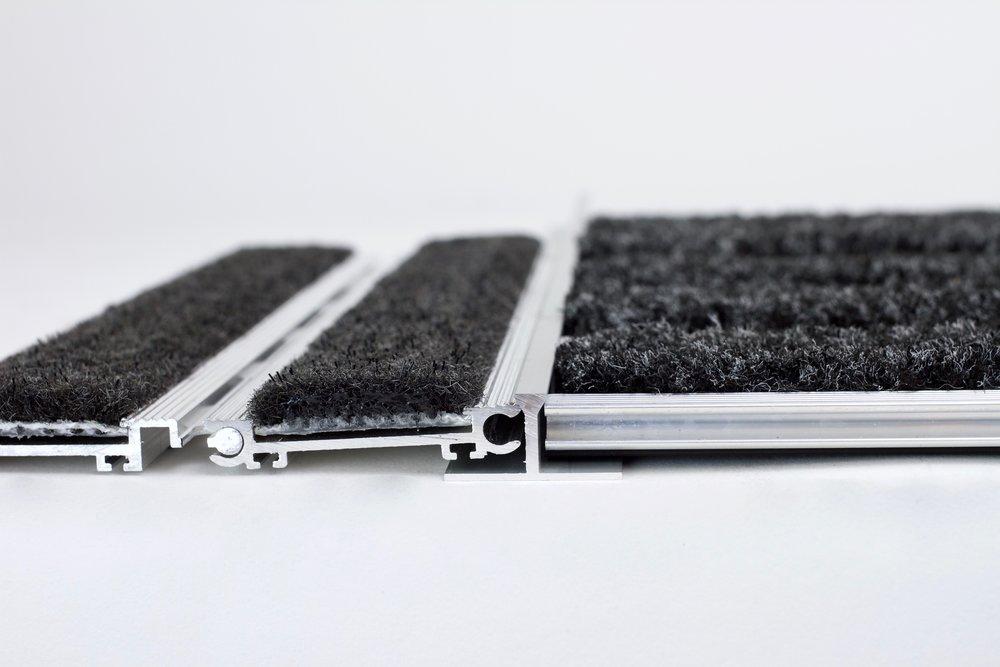 Aluminum T-Bar Divider