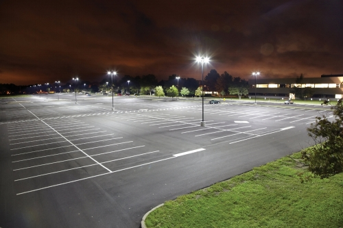 Copy of LED PARKING LOT LIGHTS