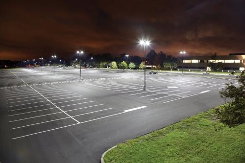 Copy of LED PARKING LOT LIGHTS