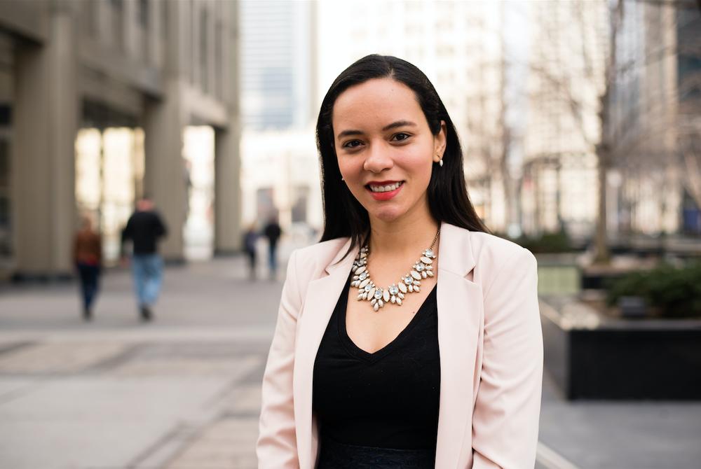 Mariella Gonzales MACRM '16, PhD Candidate