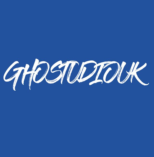 We are now @ghostudiouk