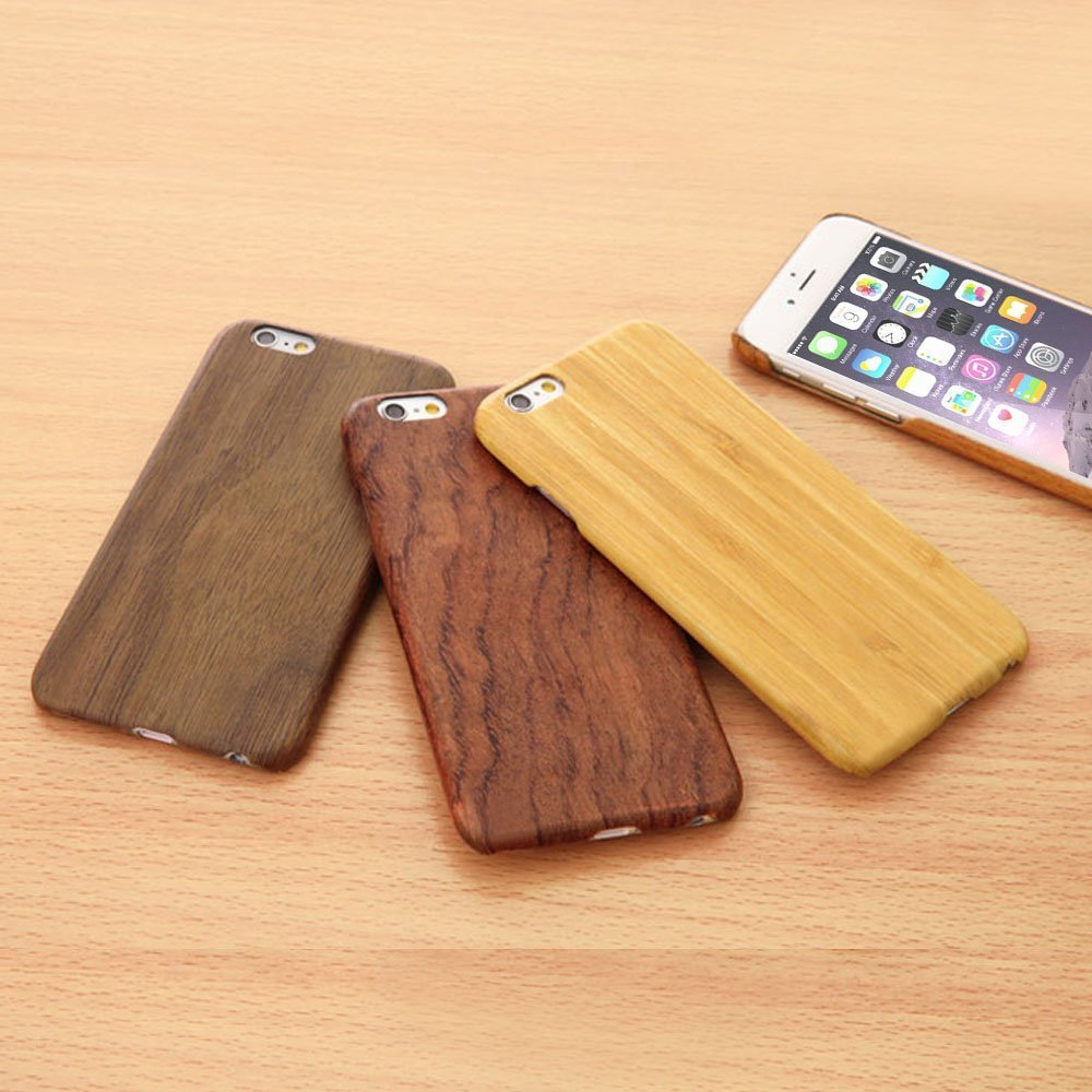 GMYLE Wooden Phone Case
