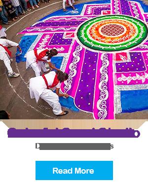 Colored Sand street art, sand artists, sand castles, sand art.