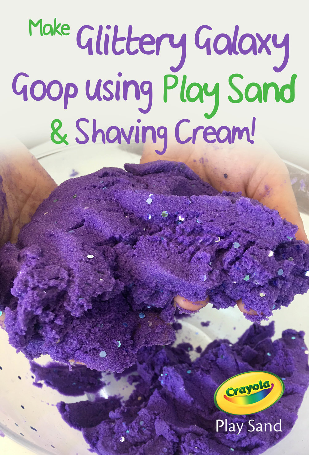 how to make play sand