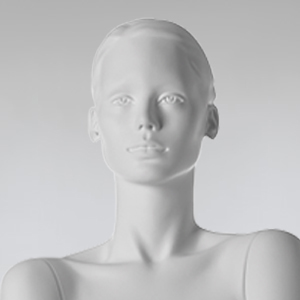 SCULPTED HEAD WOMEN