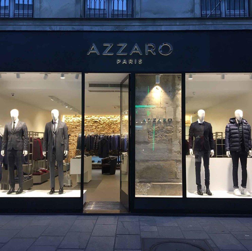 Azzaro, Paris