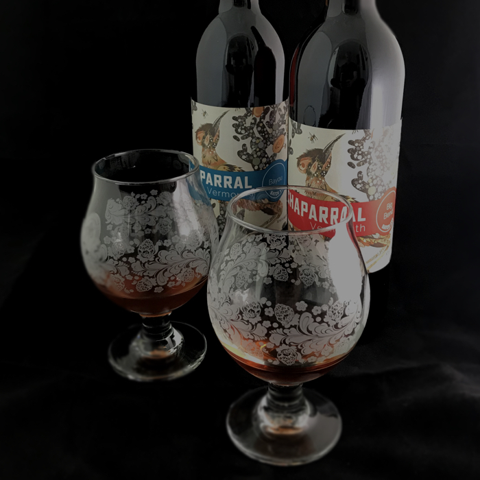 Enjoy Chaparral Vermouth Neat, on the rocks, with soda or in your favorite cocktail!