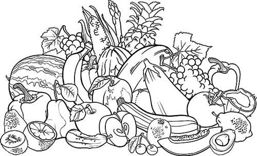 Rolls Bowls - frische Früchte
