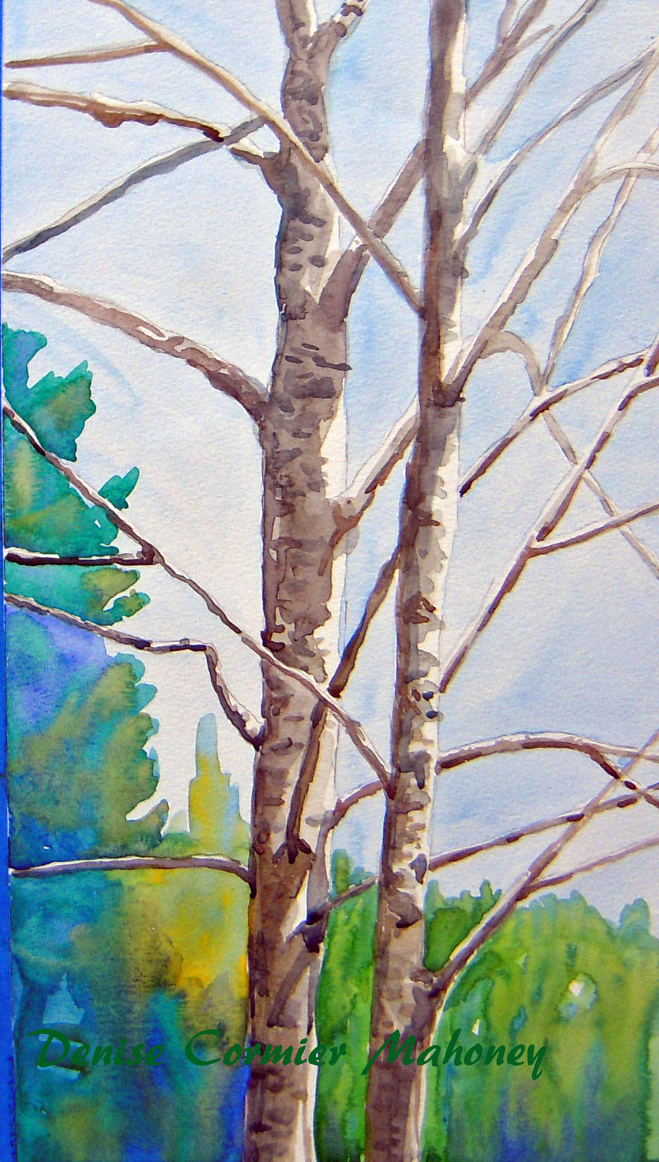 Birch Trees (2009)