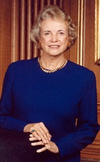 Justice Sandra Day O'Connor