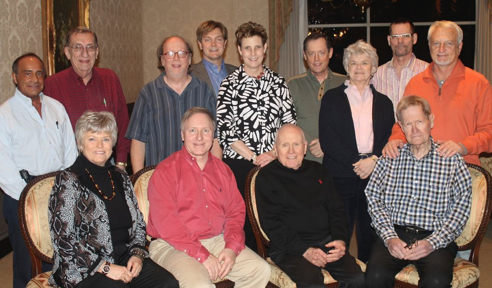 First Board of Directors - January 17, 2012 -- Our 1st year