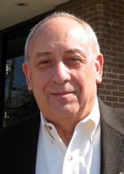 Richard Longstaff in 2006 [Photo courtesy of Dallas Voice]