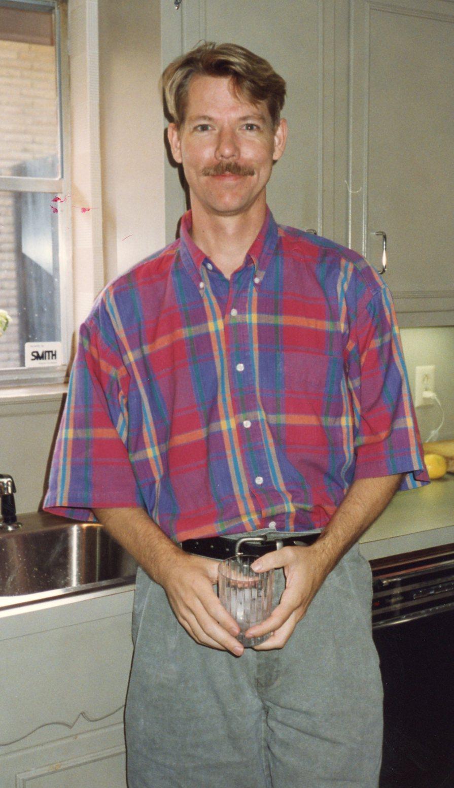 Bruce Monroe in 1993