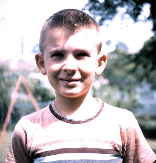 Bill Nelson in ~1955