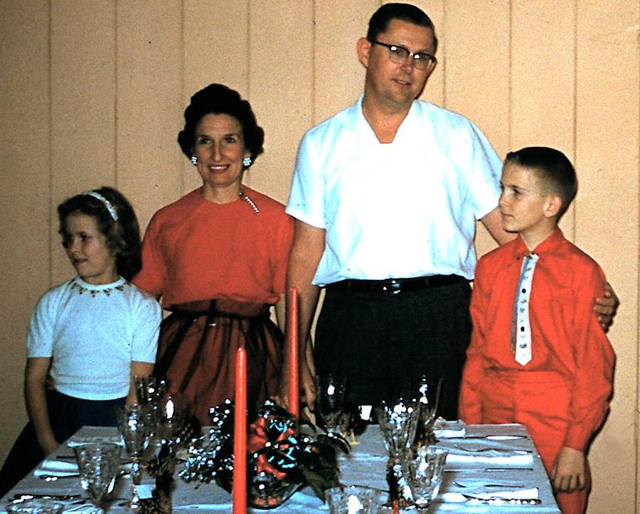 Bill Nelson in 1960
