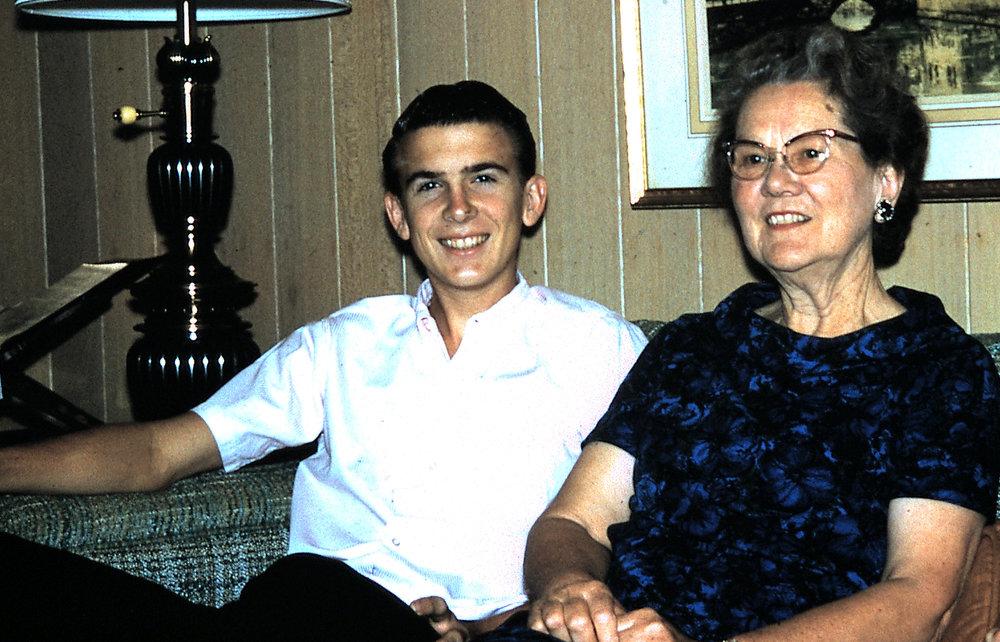 Bill Nelson in 1964