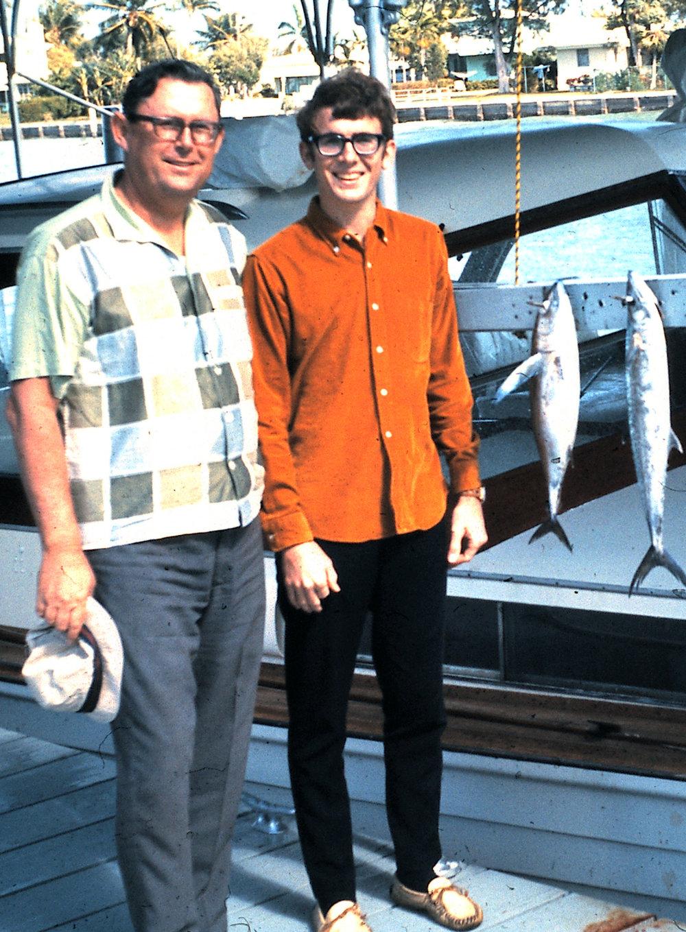 Bill Nelson in 1963
