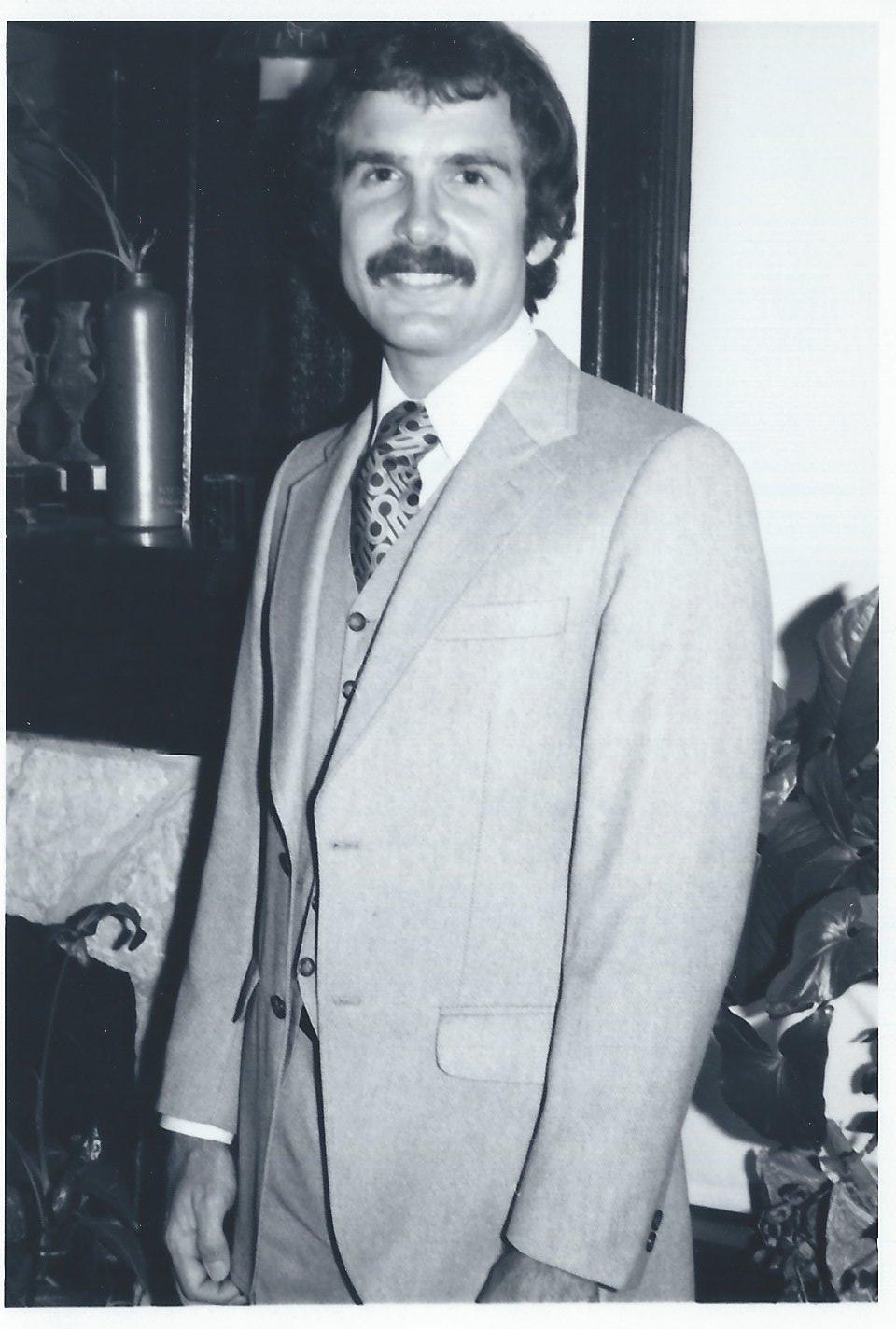 Bill Nelson in 1972