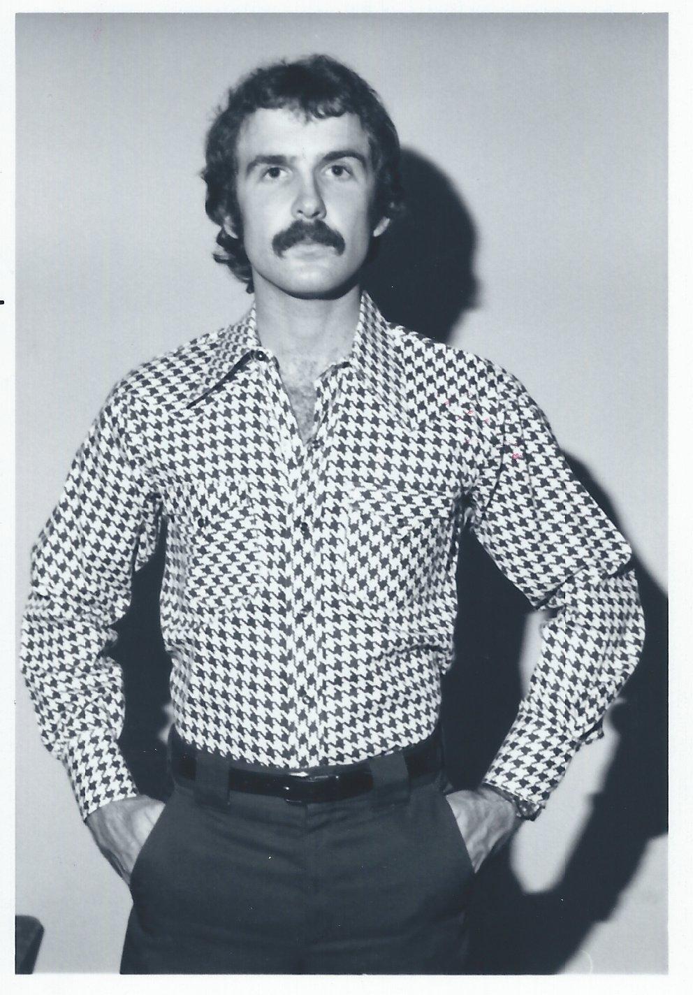 Bill Nelson in 1974
