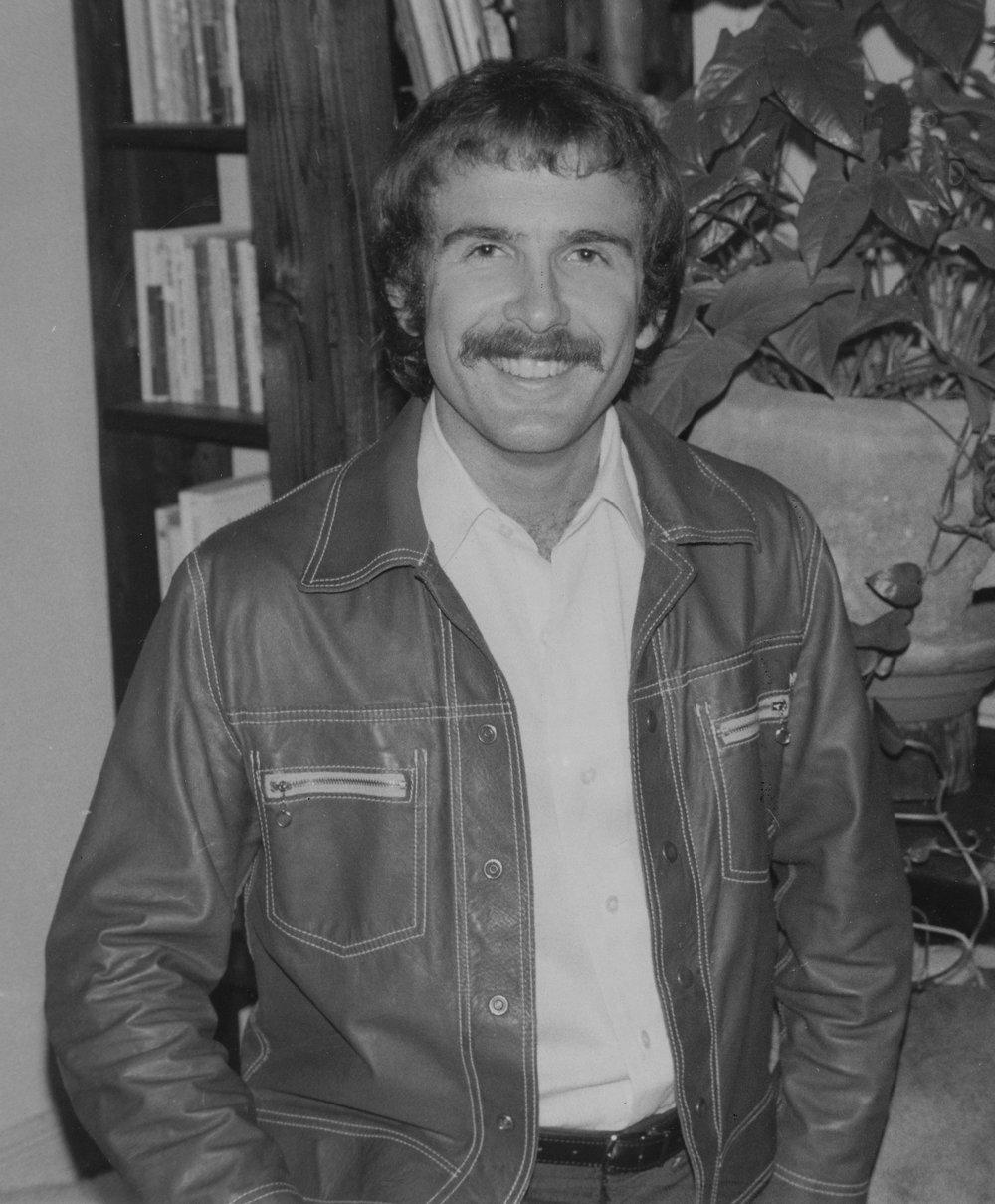 Bill Nelson in 1977.
