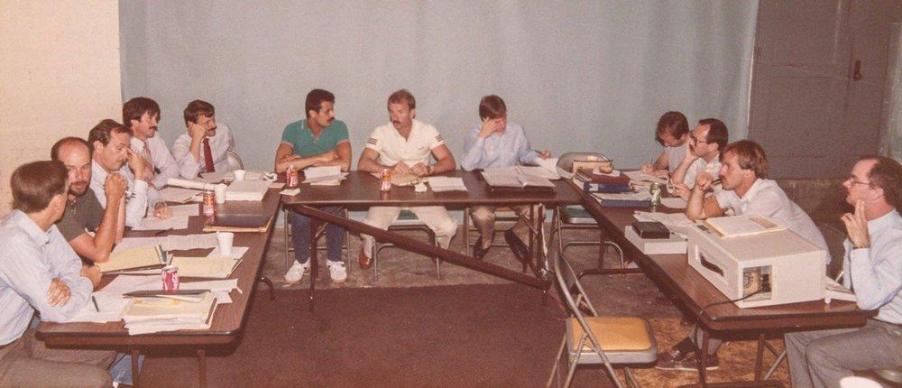 Bill Nelson in 1984