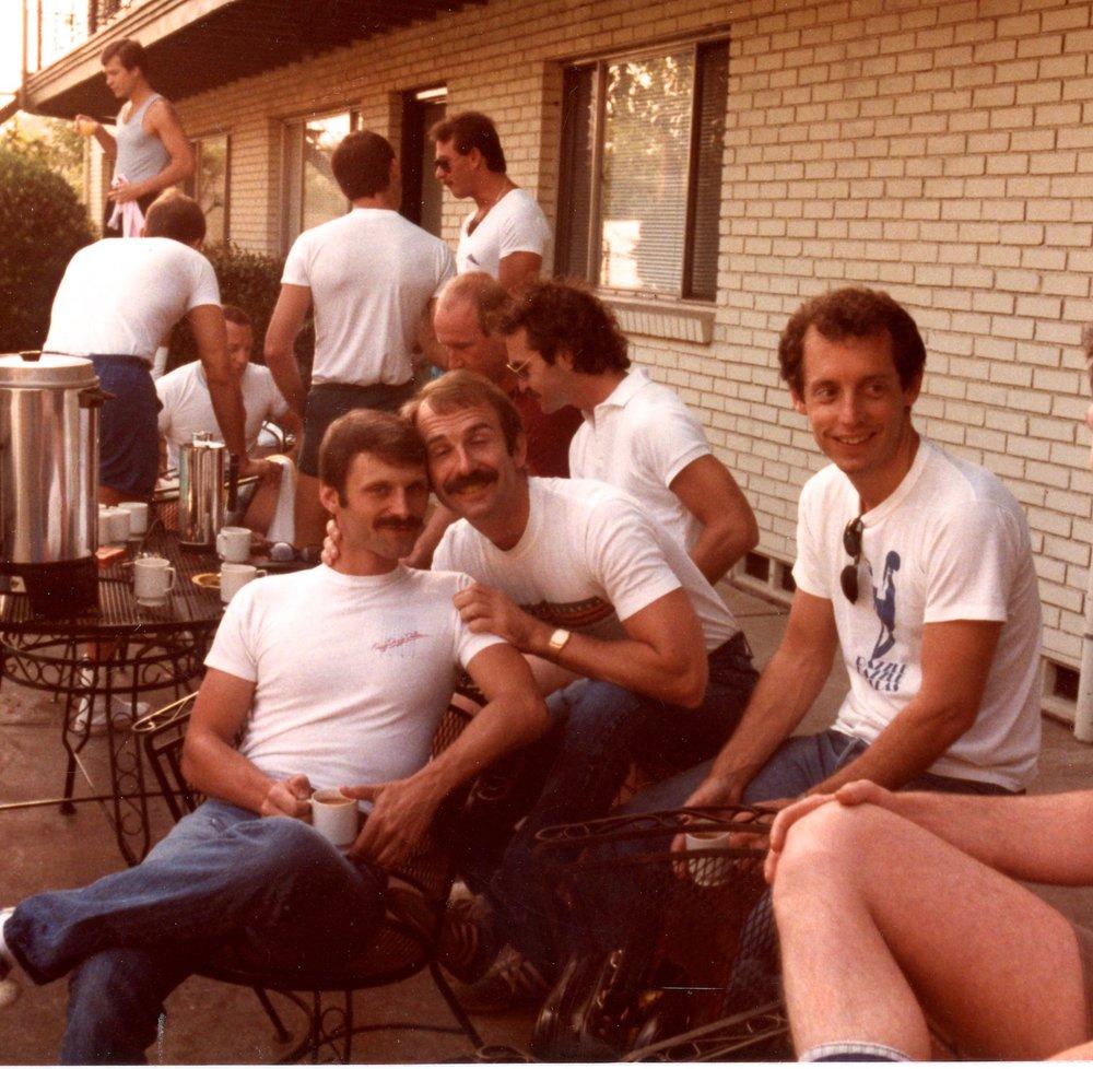 Bill Nelson in 1981