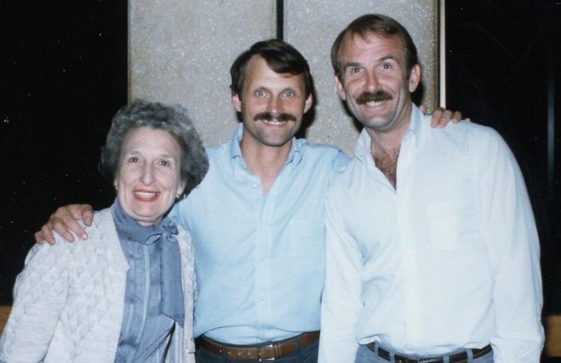 Jean ... Terry ... Bill