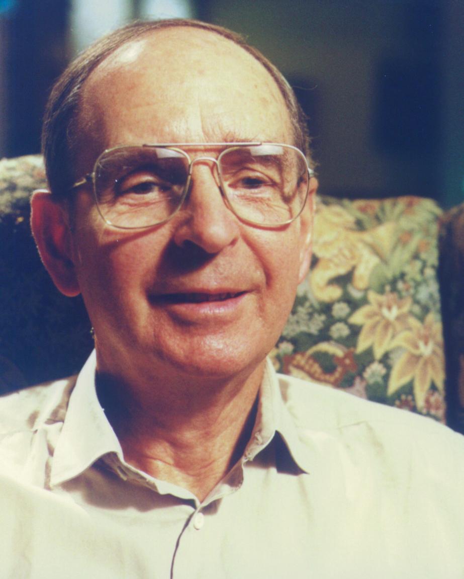 Professor Campbell Read  [Photo courtesy: Dallas Voice]