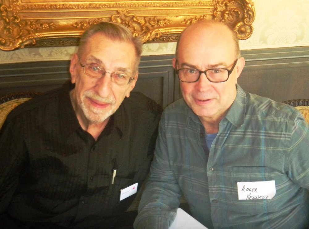 Mike Grossman and Roger Kennedy
