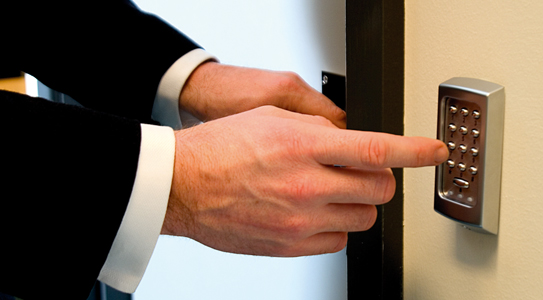 All security equipment can be integrated into the same access control software system. Call Benny's today at 813-837-2898 to get started.