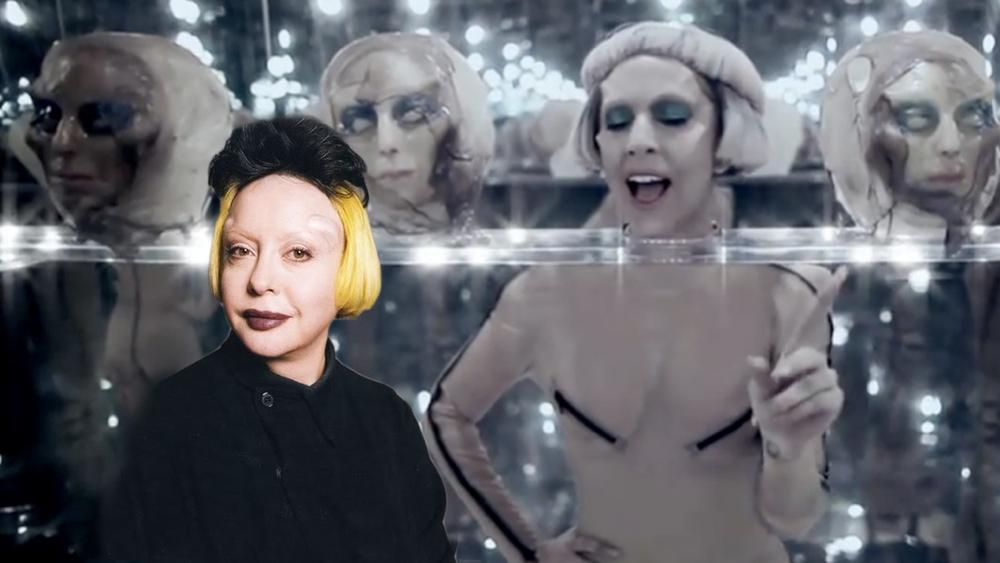 Pour Orlan, deux oeuvres de l'artiste française auraient été plagiées par Lady Gaga dans son clip Born this way