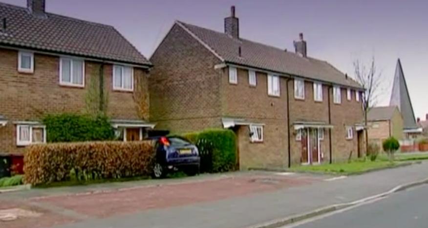 C'est ici que tout s'est déroulé. La famille Greenhalgh vivait dans un modeste pavillon de la banlieue de Bolton, au nord de l'Angleterre.