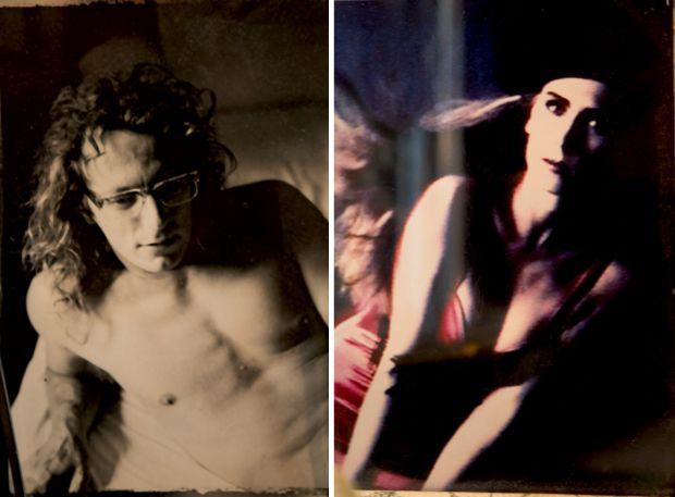 Les Bonnie and Clyde de la peinture? Wolfgang et Hélène se rencontrent en 1992 et sous leurs faux airs de hippies, se cache une redoutable machine à faux.  Crédits : DR