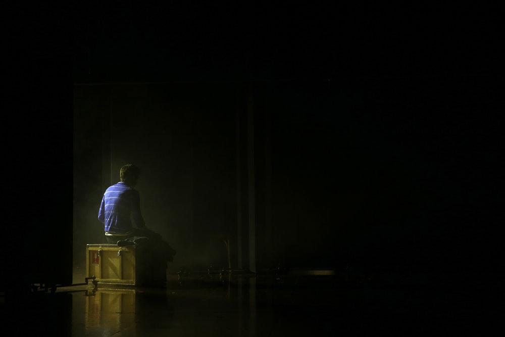 le chat n'a que faire des souris mortes - de Philippe Dorin, mise en scène Sylviane Fortunycréation 2017en tournée 2018/2019http://compagniepourainsidire.org/
