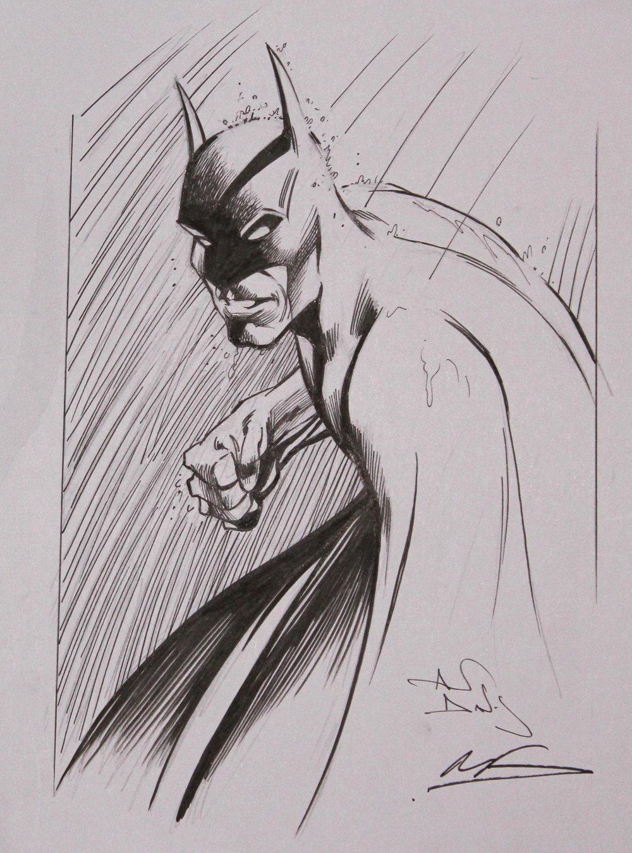 Batman by Alan Davis