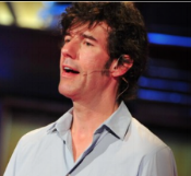 Stefan Sagmeister (Photo courtesy of TED Talks)