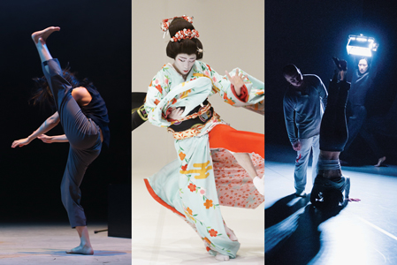 2019 Contemporary Dance Festival: Japan + East Asia