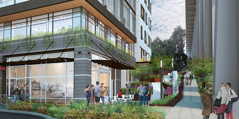 Tableau Leases New 5 Story Fremont Building Hal Real Estate