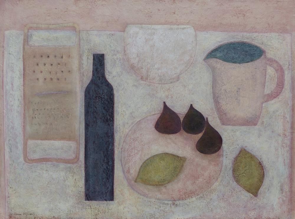 Kitchen Still Life, 46cm x 61cm, 2015