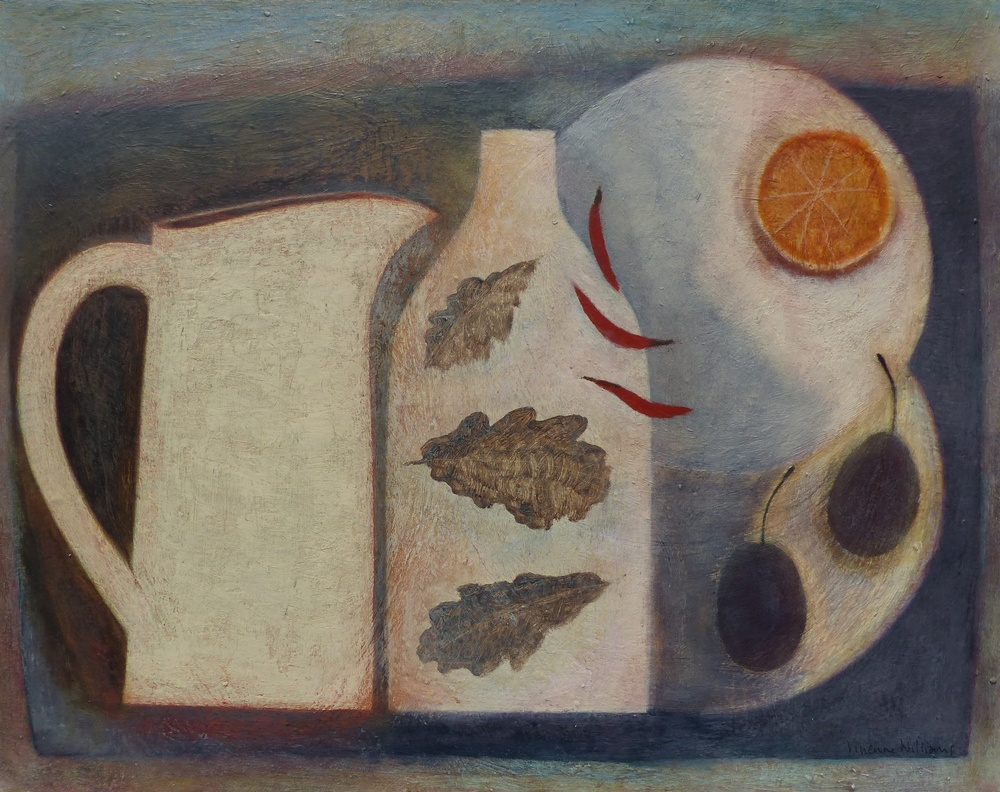 Nature Table II, 41cm x 51cm, 2015